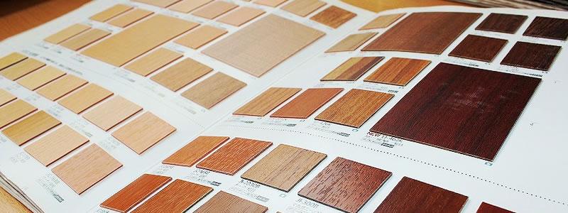 化粧板の画像